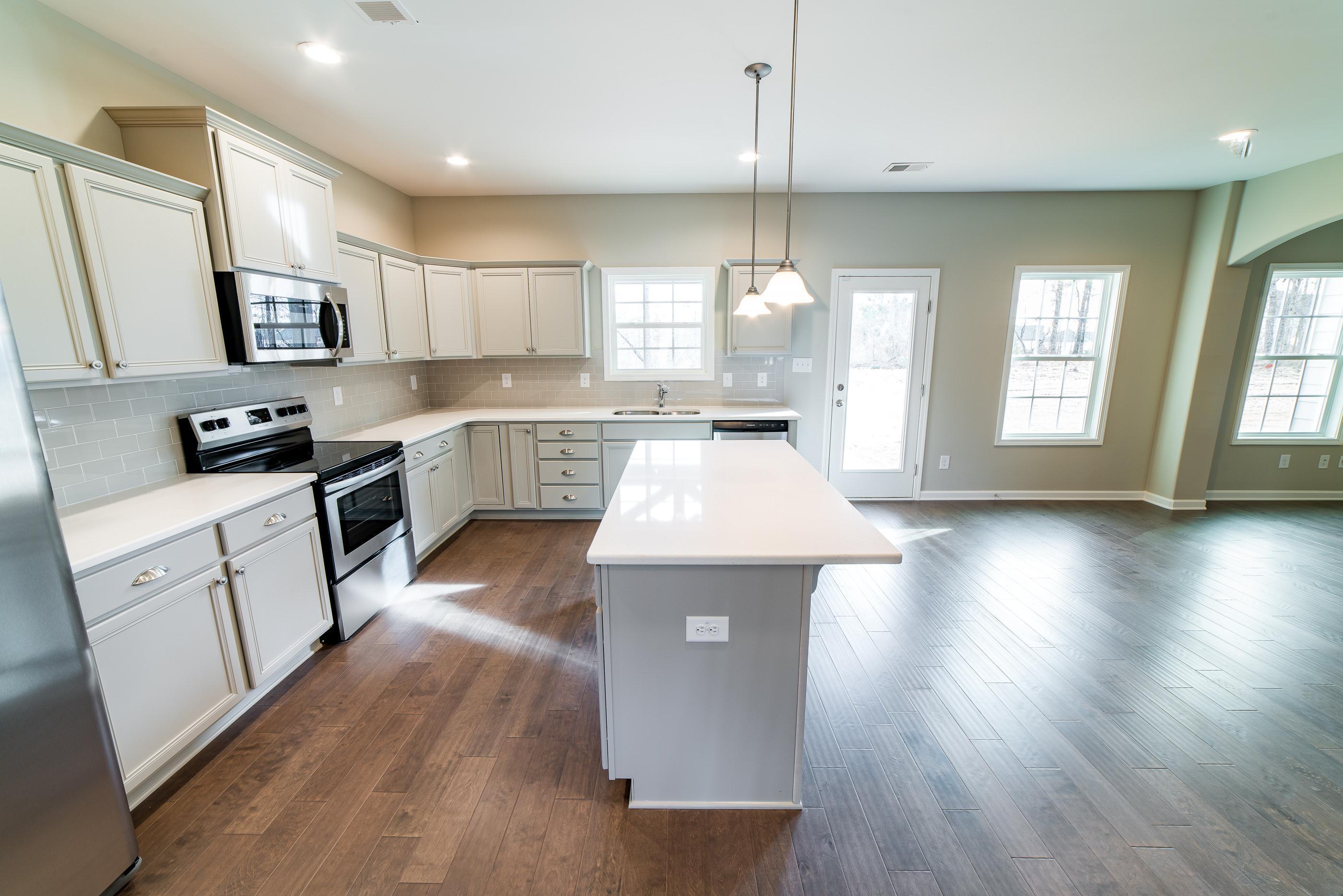 Kitchen featured in the Camden By Hughston Homes in Macon, GA