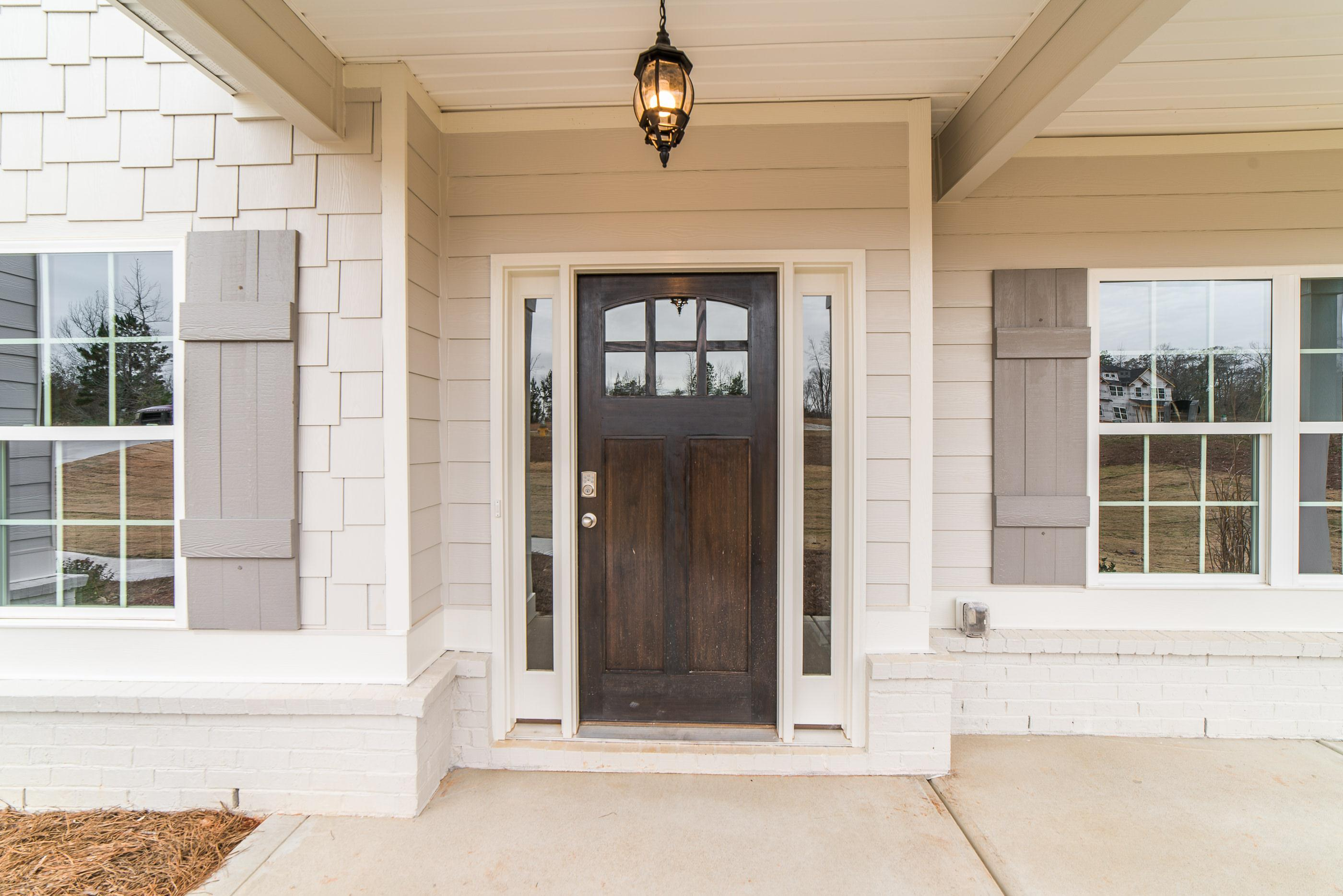 Exterior featured in the Cypress By Hughston Homes in Macon, GA