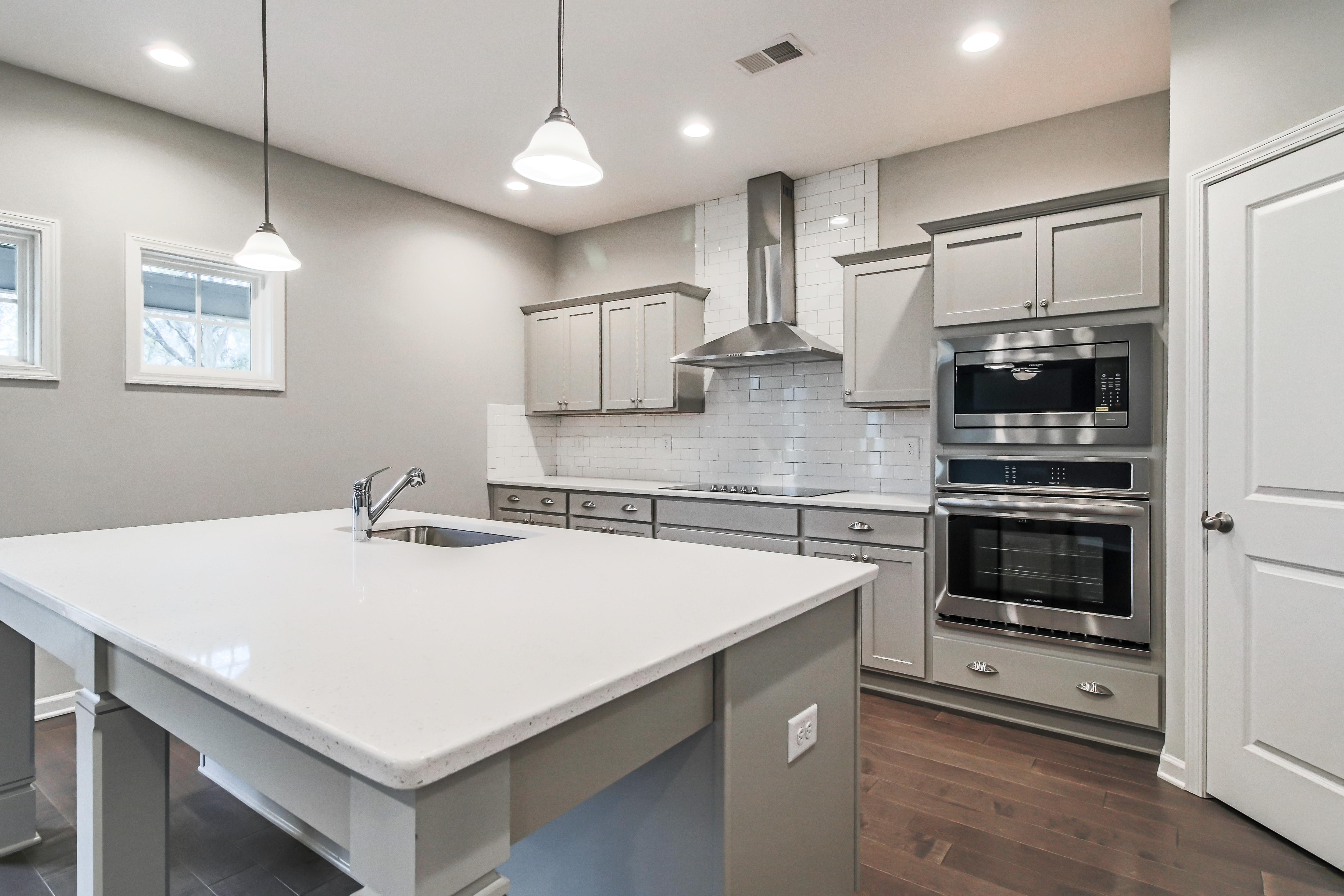 Kitchen featured in the Cypress By Hughston Homes in Augusta, GA