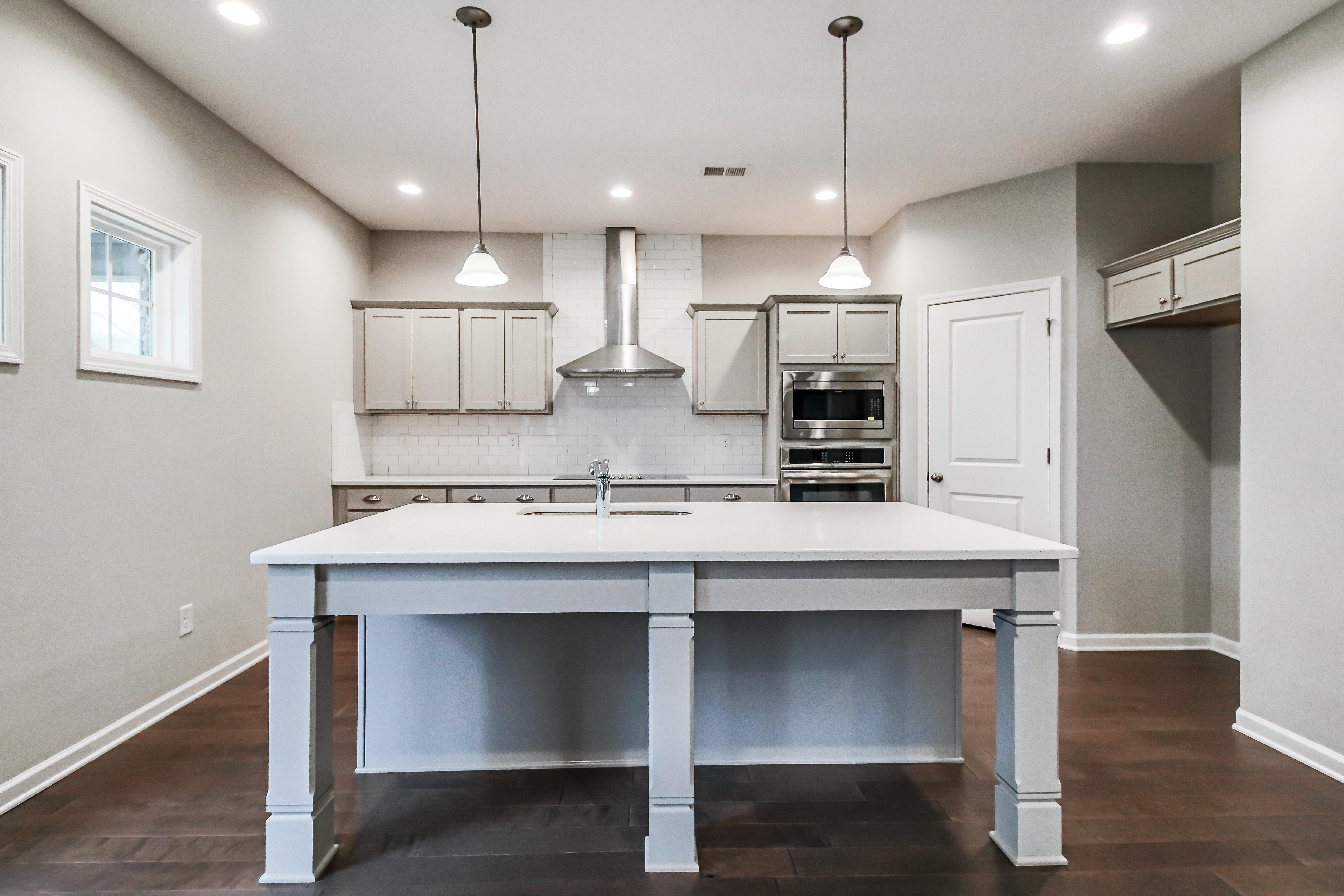 Kitchen featured in the Cypress By Hughston Homes in Columbus, GA