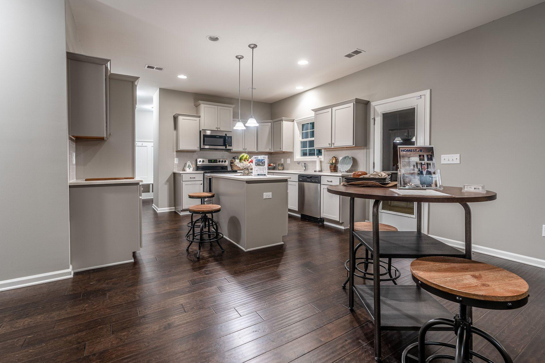 Kitchen featured in the Harrison By Hughston Homes in Macon, GA