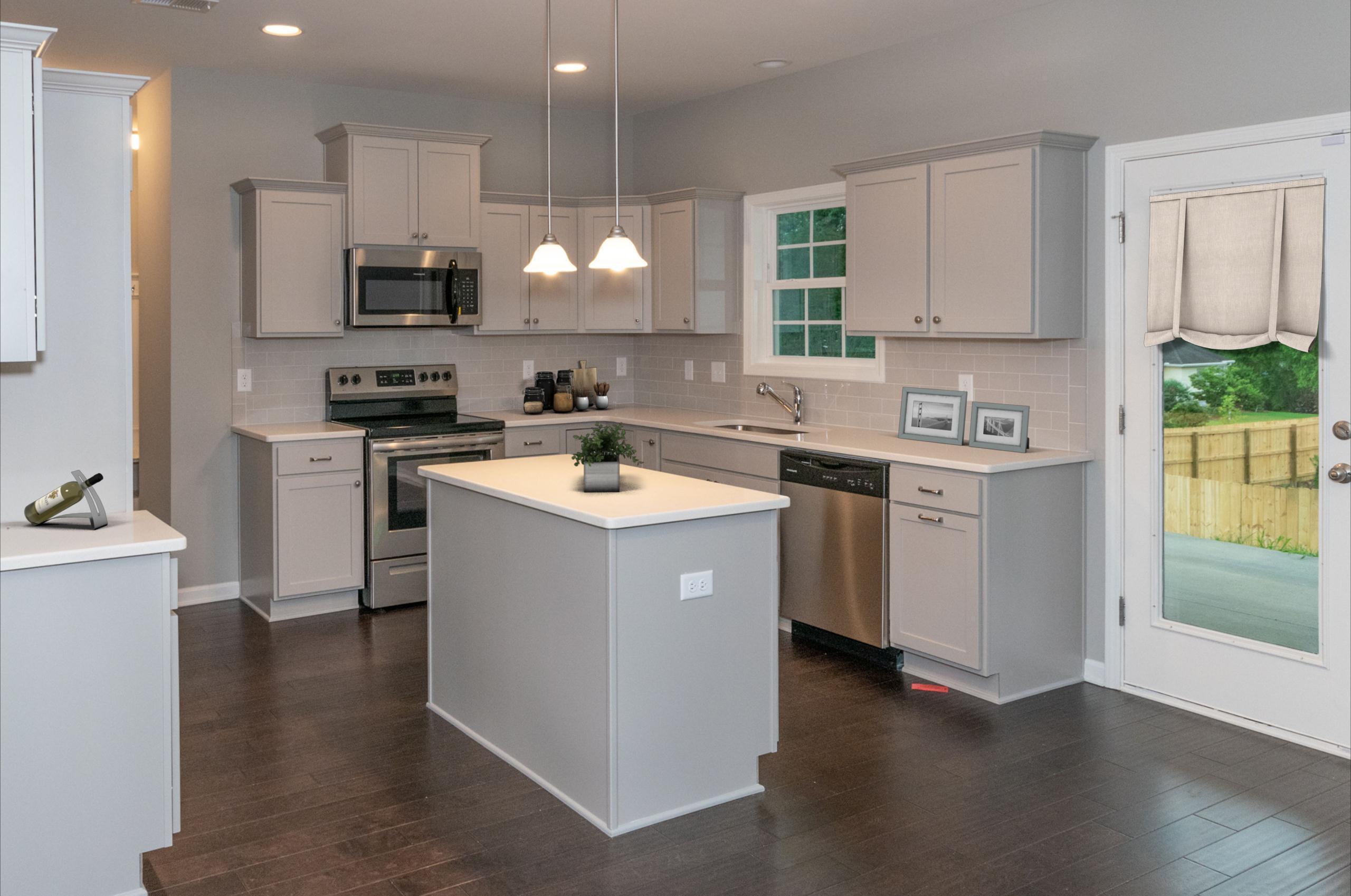 Kitchen featured in the Harrison By Hughston Homes in Atlanta, GA