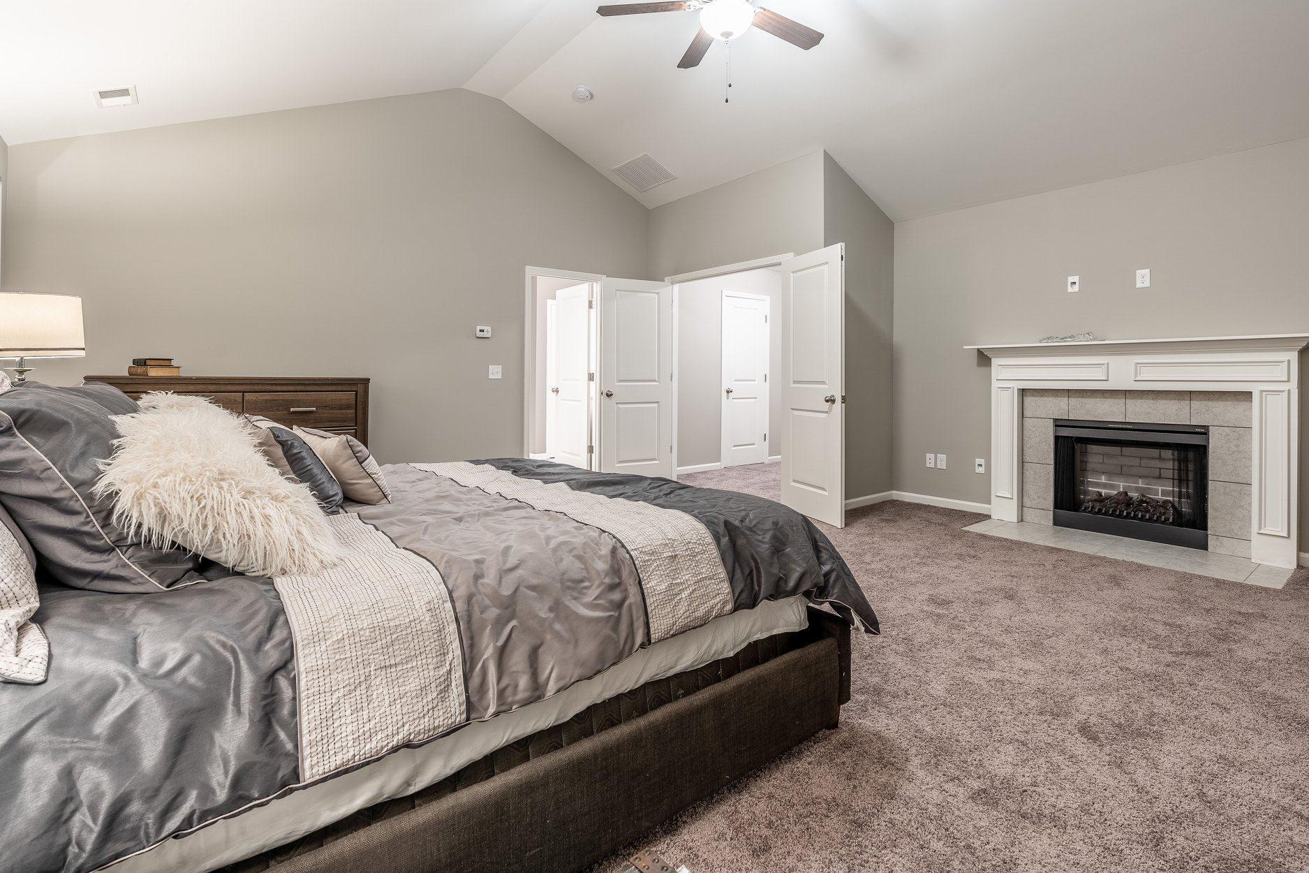 Bedroom featured in the Harrison By Hughston Homes in Augusta, GA