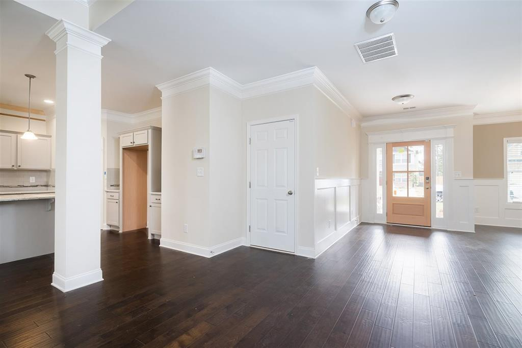 Living Area featured in the Hawthorn By Hughston Homes in Macon, GA