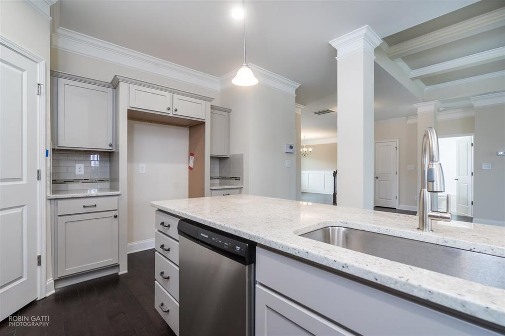 Kitchen featured in the Hawthorn By Hughston Homes in Macon, GA