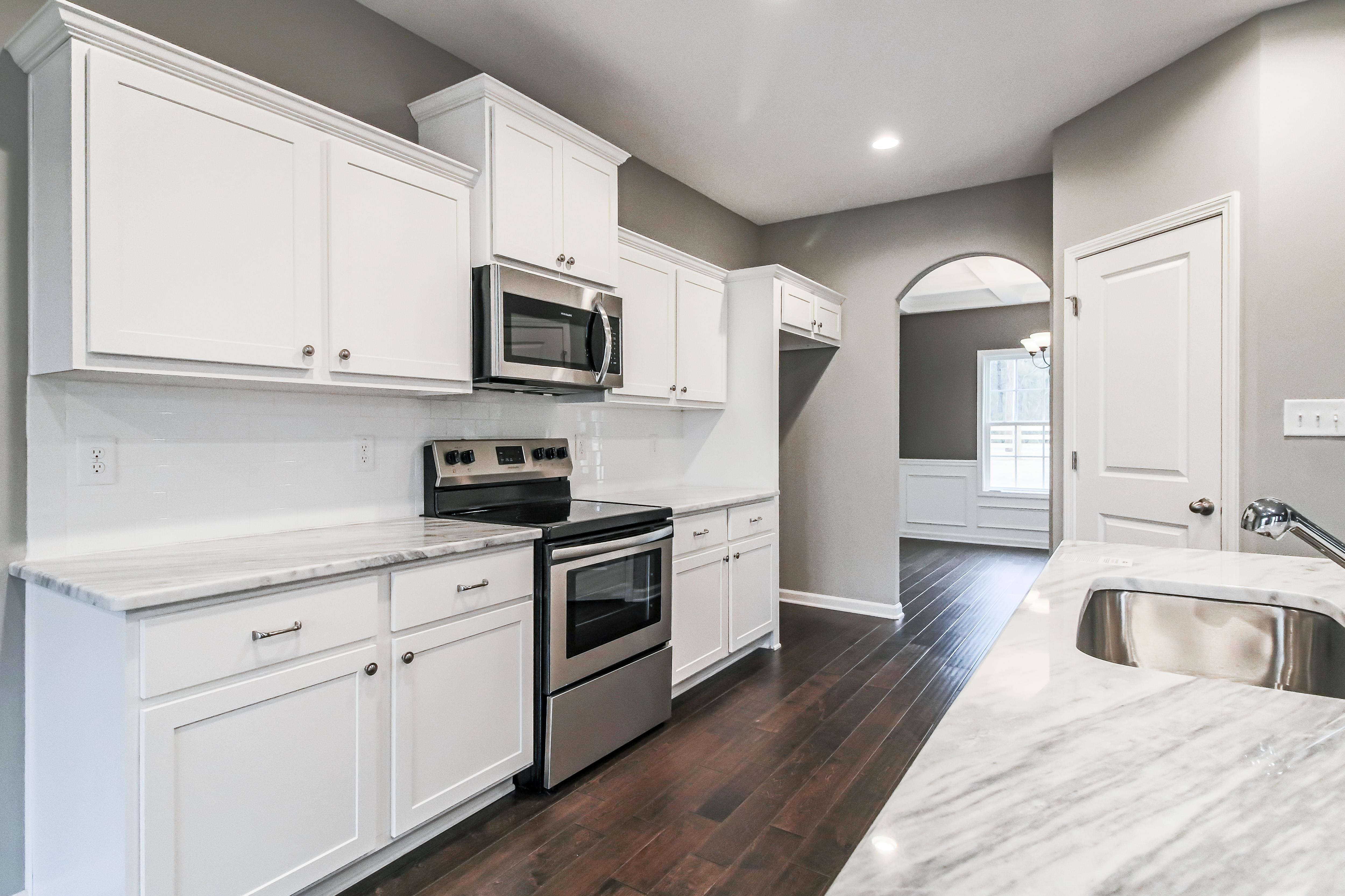 Kitchen featured in the Jackson By Hughston Homes in Columbus, GA