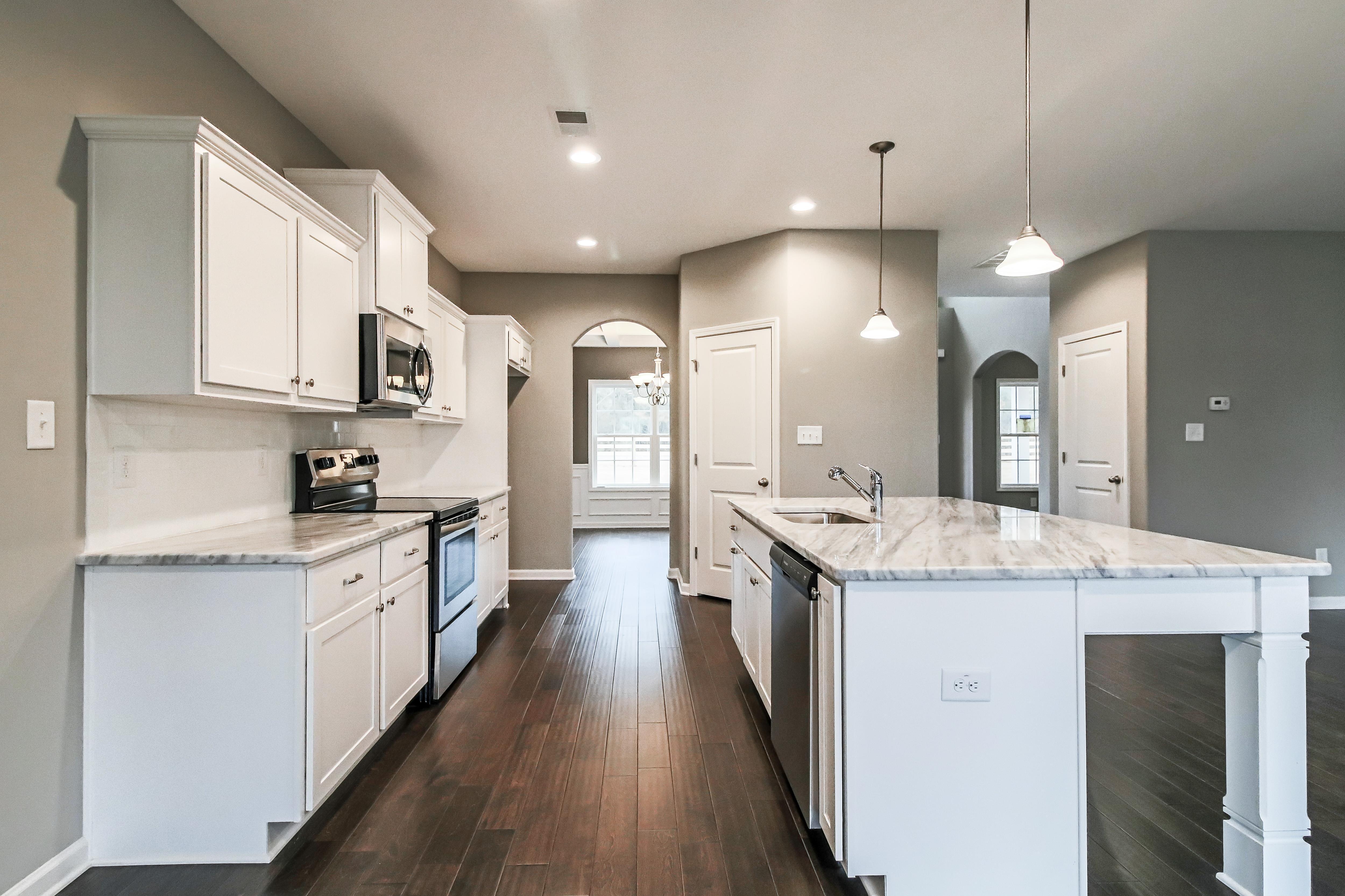 Kitchen featured in the Jackson By Hughston Homes in Auburn-Opelika, AL