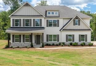 Magnolia - Northgate Estates: Palmetto, Georgia - Hughston Homes
