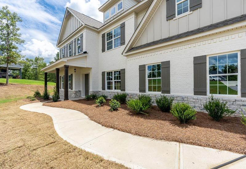 Exterior featured in the Magnolia By Hughston Homes in Columbus, GA