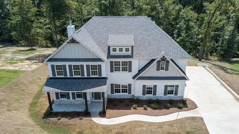 Exterior featured in the Magnolia By Hughston Homes in Macon, GA