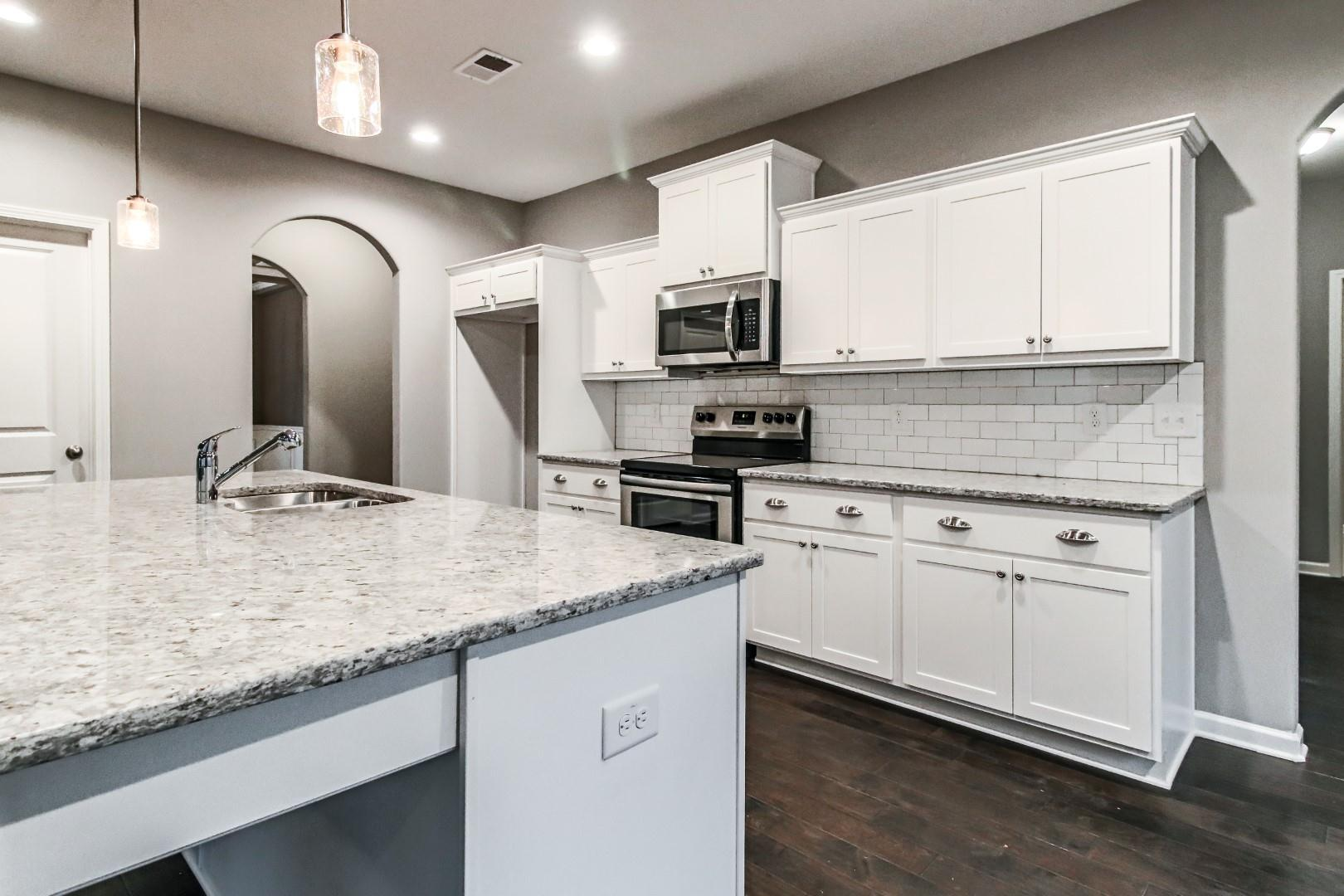 Kitchen featured in the Magnolia By Hughston Homes in Columbus, GA