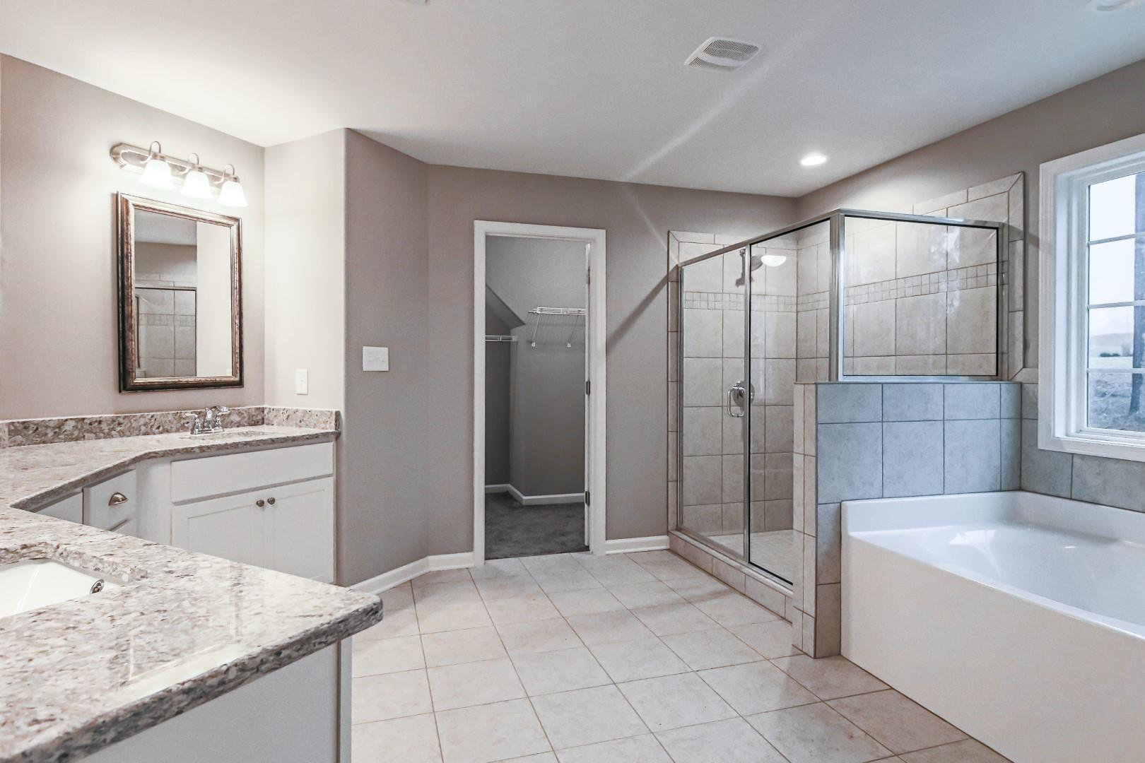 Bathroom featured in the Magnolia By Hughston Homes in Columbus, GA