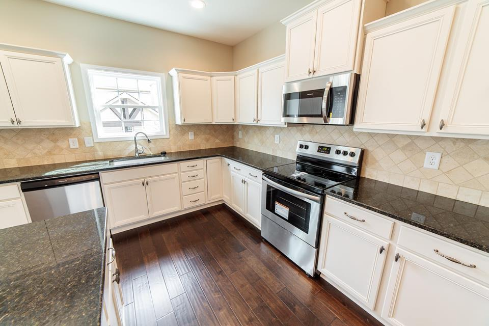 Kitchen featured in the Westover By Hughston Homes in Macon, GA