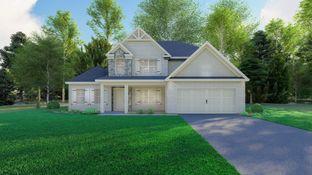 Redbud - Parkside Estates: Sharpsburg, Georgia - Hughston Homes