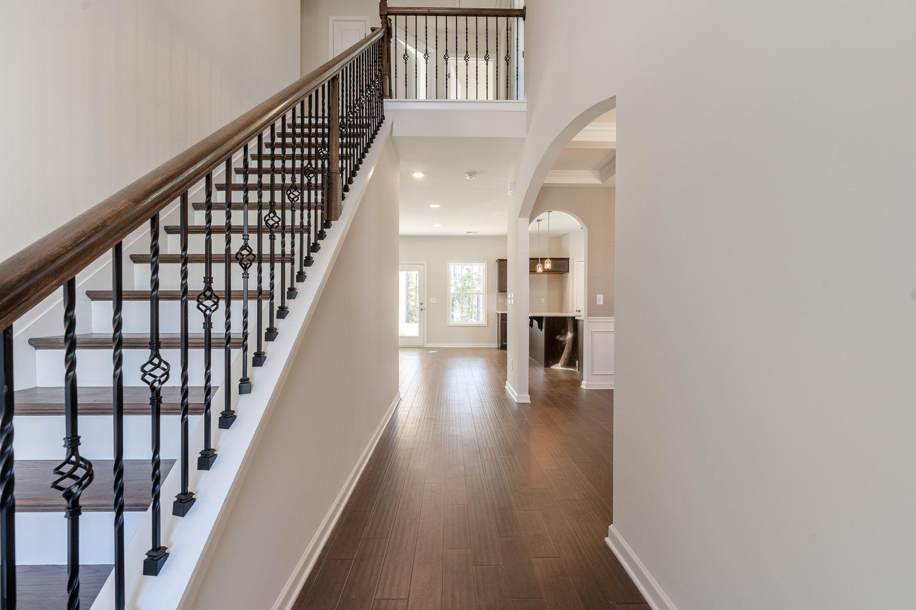 Living Area featured in the Camden By Hughston Homes in Macon, GA