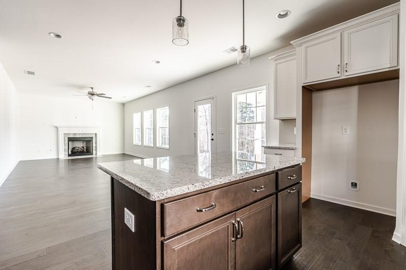 Kitchen featured in the Dogwood By Hughston Homes in Macon, GA