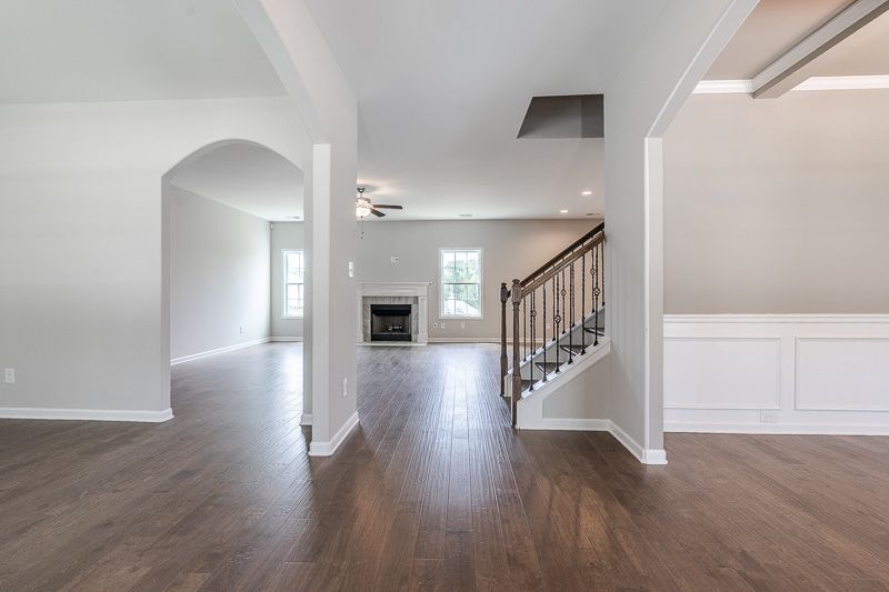 Living Area featured in the Harrison By Hughston Homes in Columbus, GA