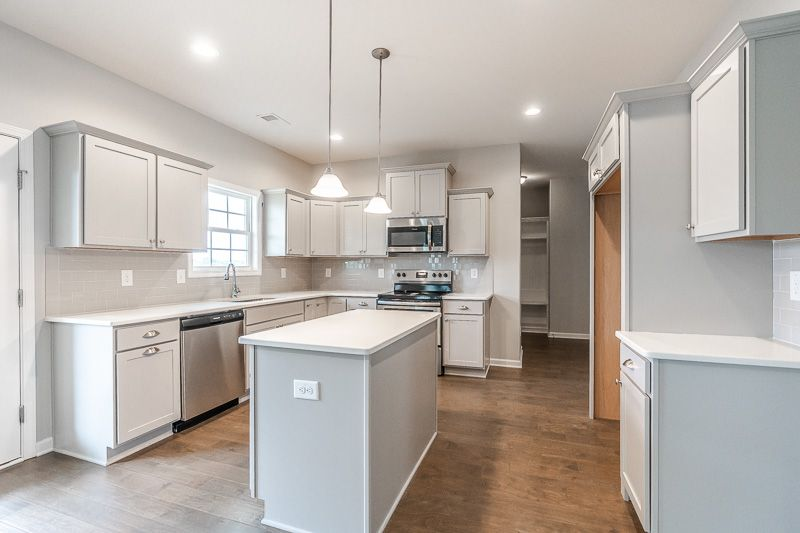 Kitchen featured in the Harrison By Hughston Homes in Columbus, GA