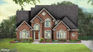 New Construction Homes & Plans in Northville, MI | 1,798 ...