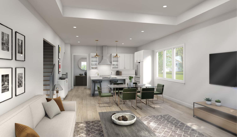 'Gramercy Ridge' by Hunter Pasteur Homes in Detroit