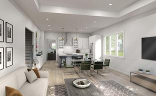 Gramercy Ridge by Hunter Pasteur Homes in Detroit Michigan