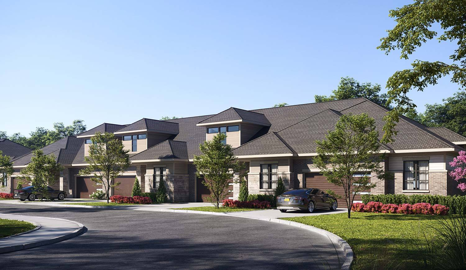 Exterior featured in the Unit A By Hunter Pasteur Homes in Detroit, MI