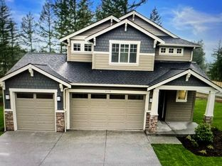 Silver Hawk by Hunter Homes Building Group in Olympia Washington