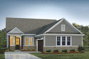 Saratoga - The Paddock at Fairmont South: Moncks Corner, South Carolina - Hunter Quinn Homes