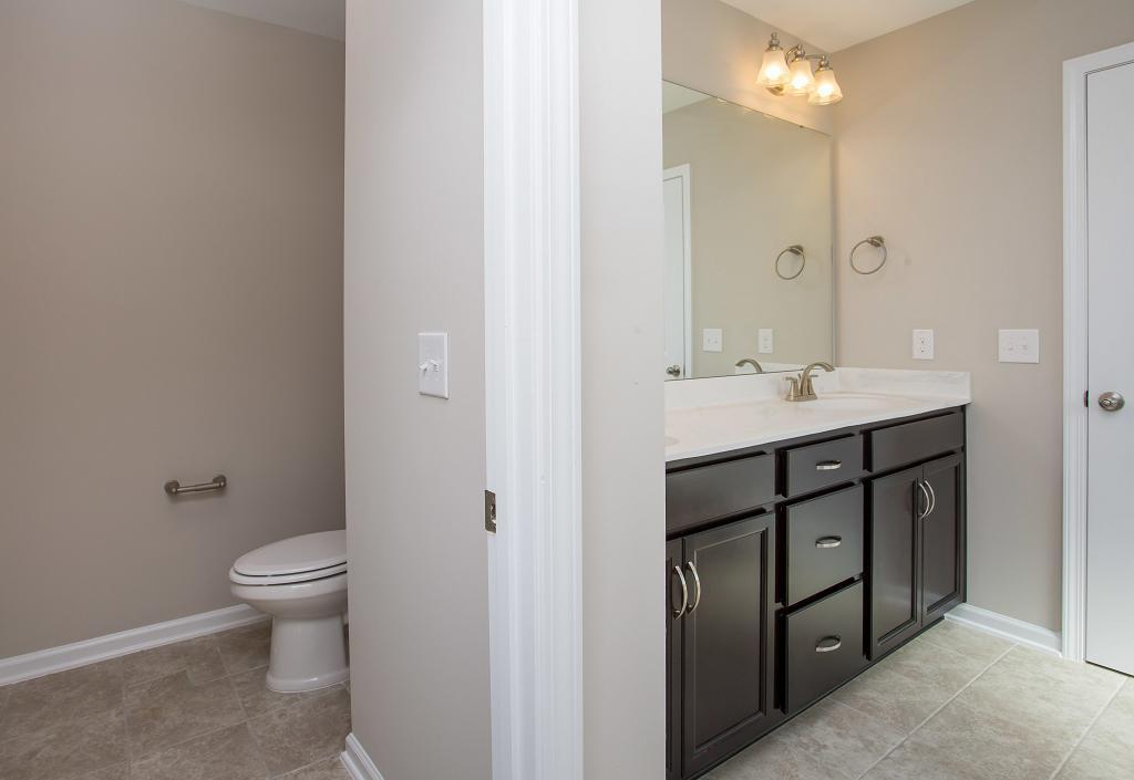 Bathroom featured in the Dillon II By Hunter Quinn Homes in Charleston, SC