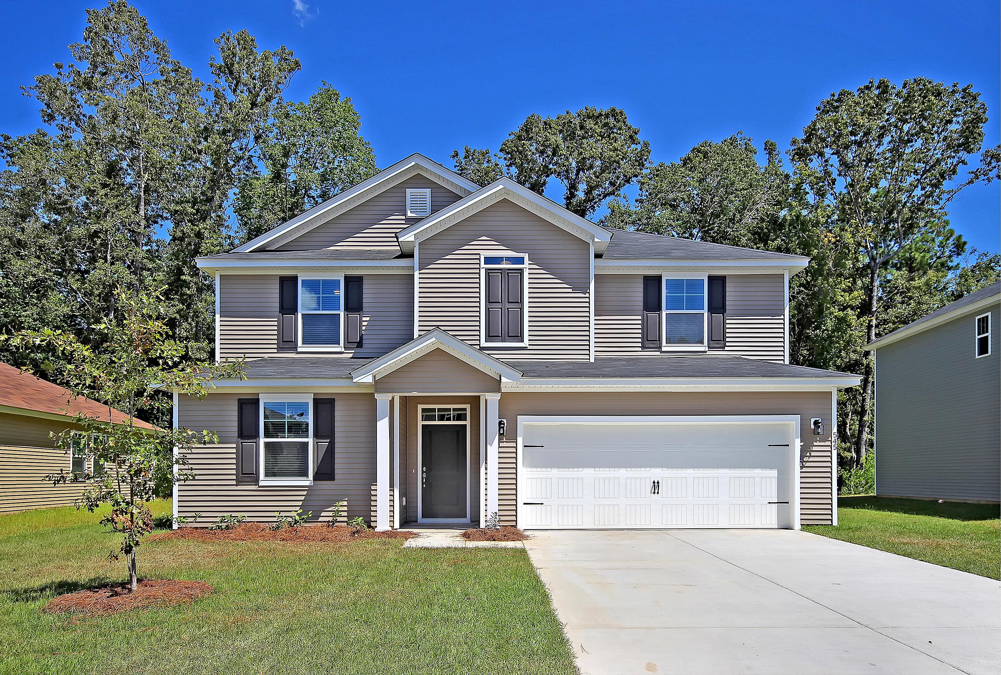 Exterior featured in the Colleton By Hunter Quinn Homes in Charleston, SC