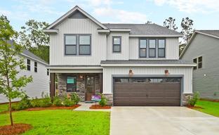The Paddock at Fairmont South by Hunter Quinn Homes in Charleston South Carolina