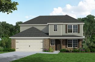 2160 Traditional - Chapel Hill: Athens, Alabama - Hyde Homes
