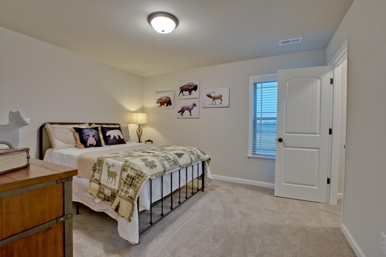 Bedroom featured in the 2373 Traditional By Hyde Homes in Huntsville, AL