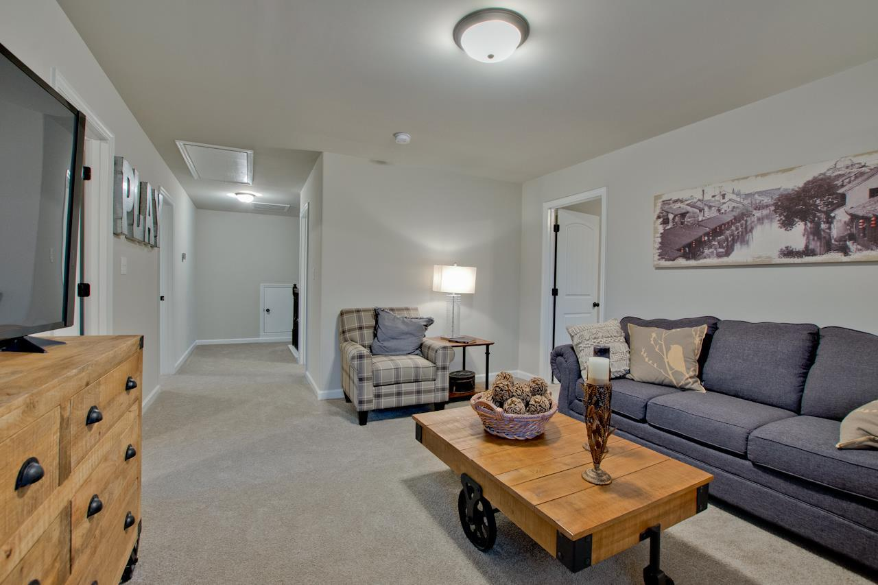 Living Area featured in the 2373 Traditional By Hyde Homes in Huntsville, AL