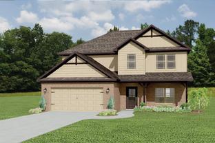2382 Traditional - Gingerwood: Owens Cross Roads, Alabama - Hyde Homes