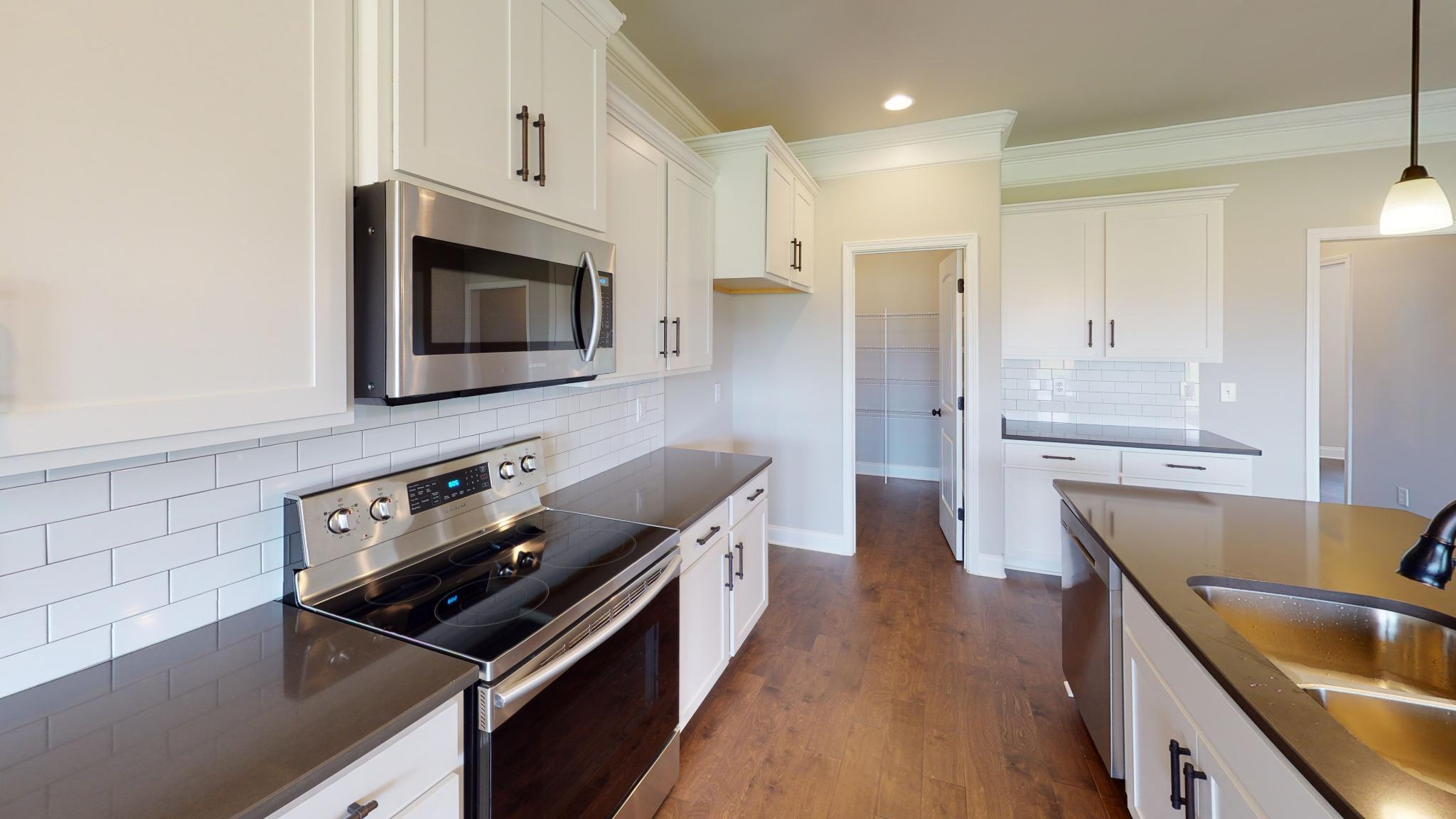 Kitchen featured in the 2591 Premier By Hyde Homes in Huntsville, AL