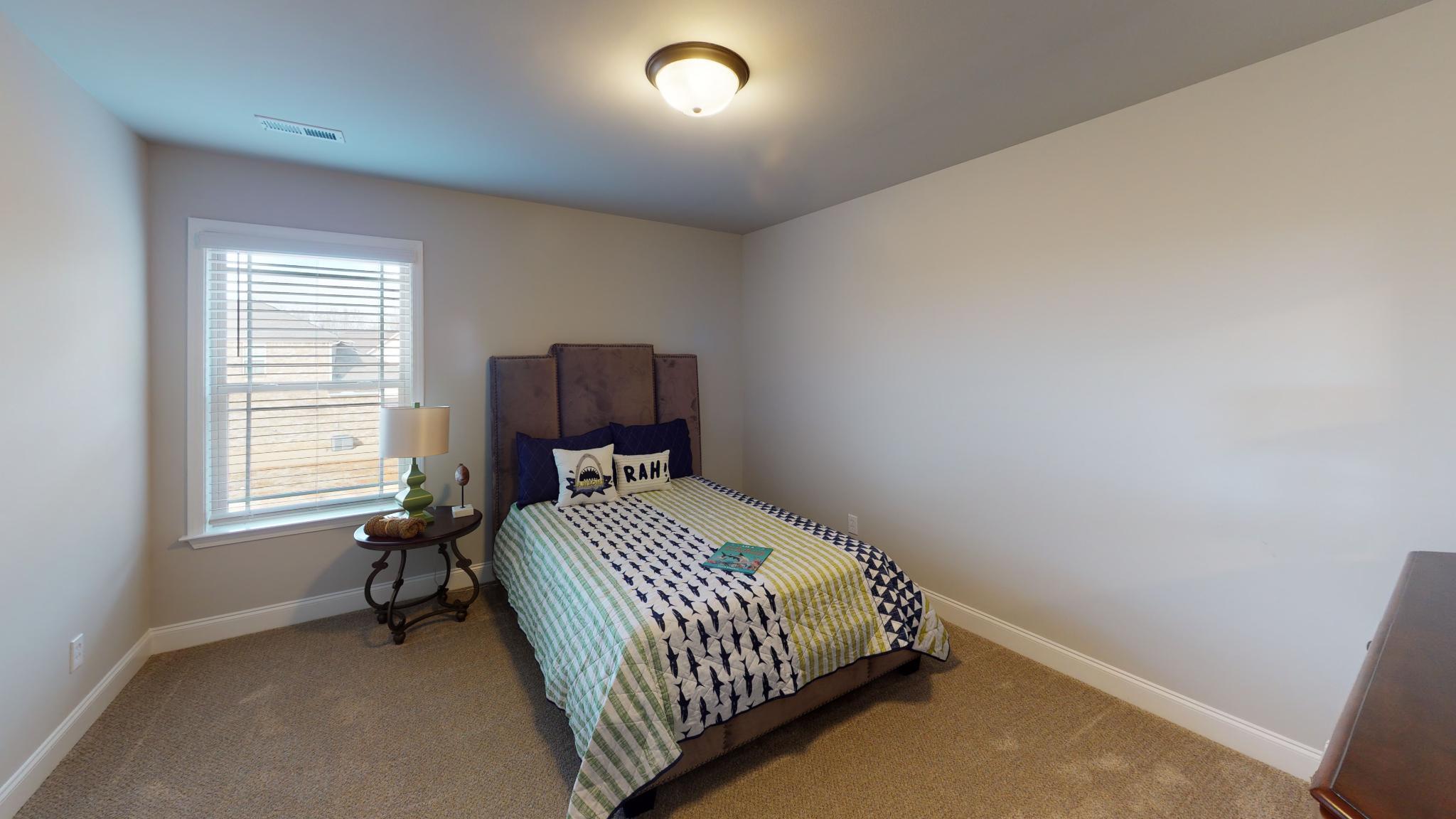 Bedroom featured in the 3018 Premier By Hyde Homes in Huntsville, AL