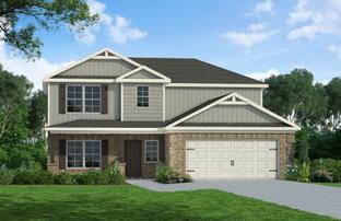 2160 Premier - Walker's Hill: Meridianville, Alabama - Hyde Homes