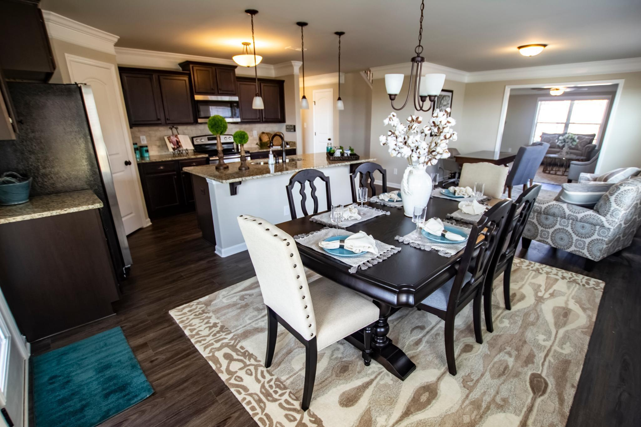 Living Area featured in the 2349 Premier By Hyde Homes in Huntsville, AL