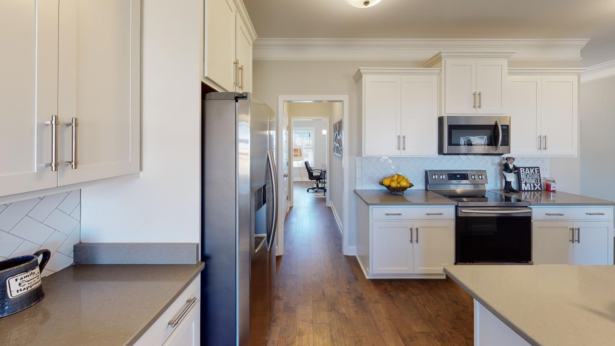 Kitchen featured in the 2770 Premier By Hyde Homes in Huntsville, AL