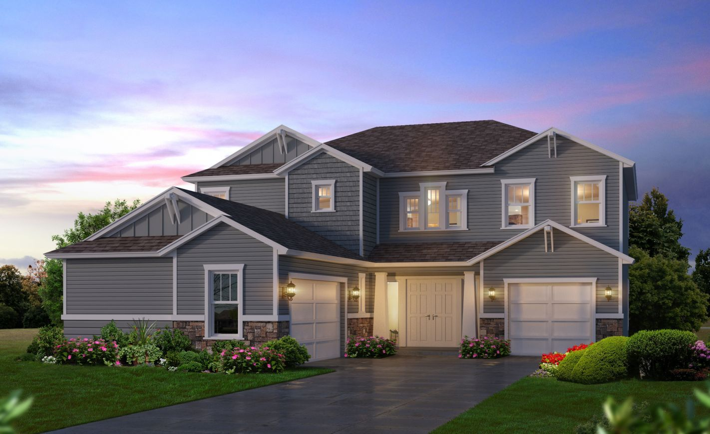 Awesome New Homes In Gainesville 24 Communities Newhomesource Home Interior And Landscaping Pimpapssignezvosmurscom