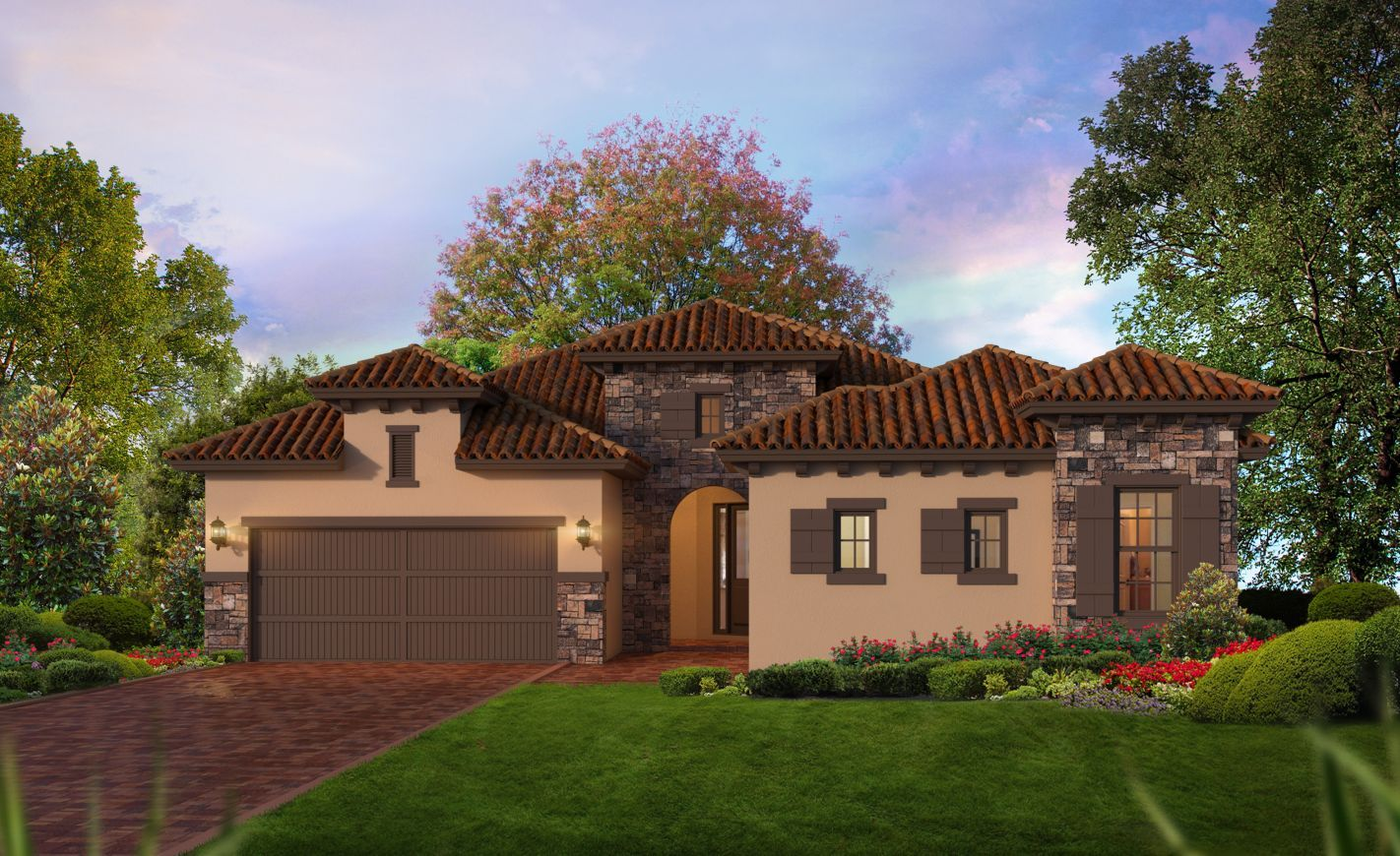 Exterior featured in the Vienna By ICI Homes in Jacksonville-St. Augustine, FL