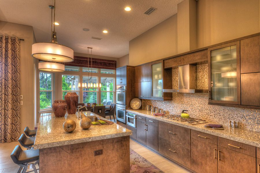 Kitchen featured in the Biltmore By ICI Homes in Jacksonville-St. Augustine, FL