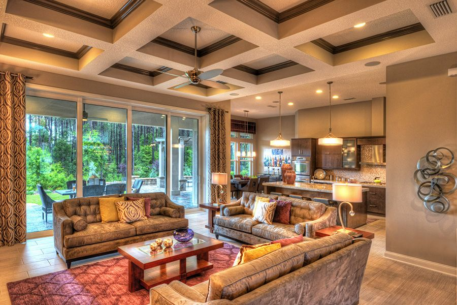 Living Area featured in the Biltmore By ICI Homes in Jacksonville-St. Augustine, FL