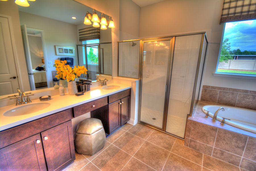 Bathroom featured in the Juliette By ICI Homes in Jacksonville-St. Augustine, FL