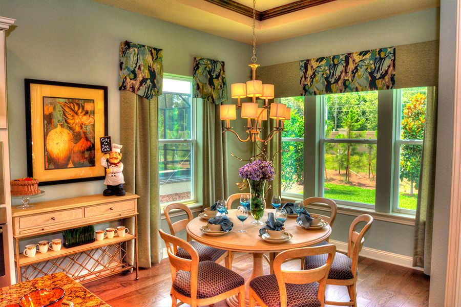 Kitchen featured in the Siena By ICI Homes in Jacksonville-St. Augustine, FL