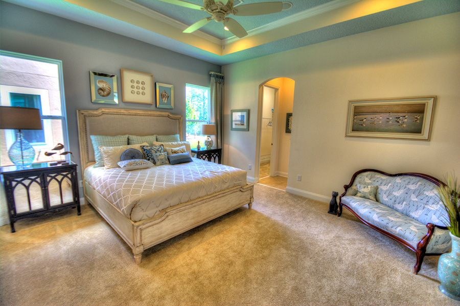 Bedroom featured in the Vienna By ICI Homes in Jacksonville-St. Augustine, FL
