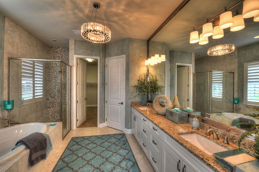 Bathroom featured in the Belaire By ICI Homes in Gainesville, FL