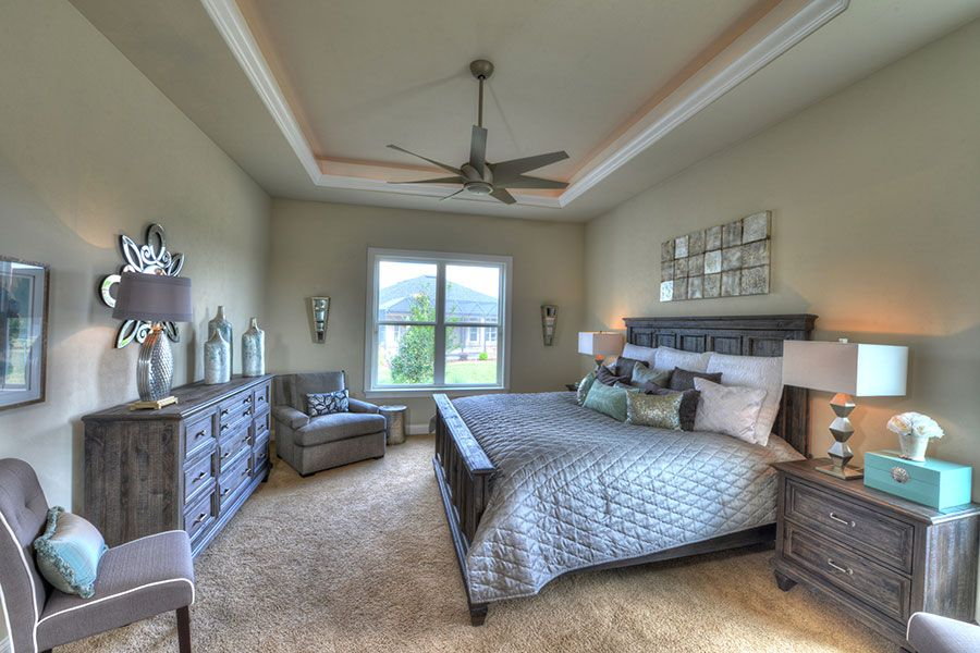 Bedroom featured in the Belaire By ICI Homes in Gainesville, FL