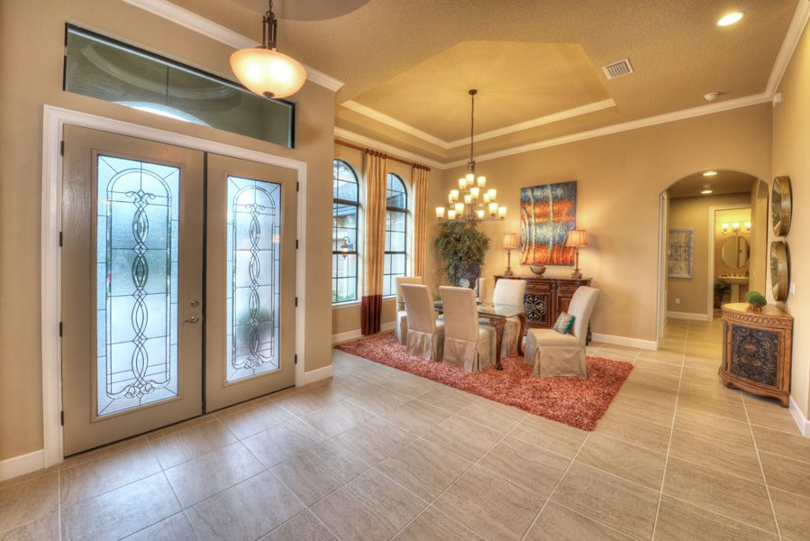 Living Area featured in the Egret II By ICI Homes in Jacksonville-St. Augustine, FL